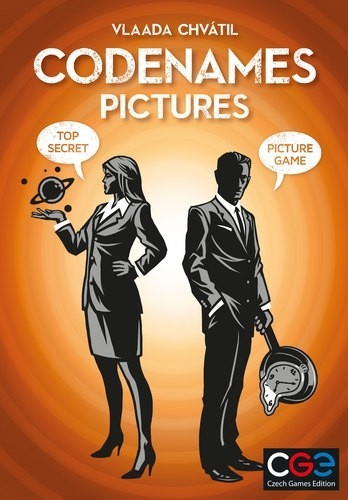 Codenames Pictures: Card Game image