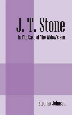 J. T. Stone by Stephen Johnson image