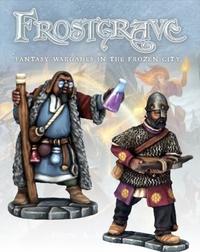 Frostgrave - Apothecary & Marksman