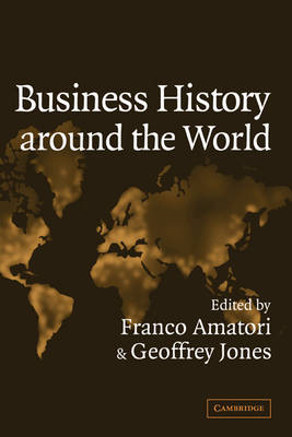 Business History around the World image