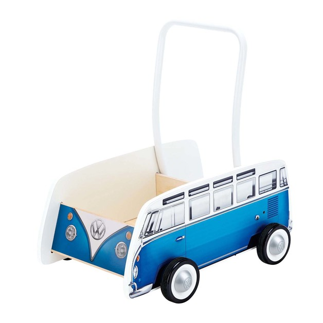 Hape: VW Combi Van Walker (Blue)