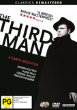 The Third Man (Remastered) DVD