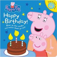 Peppa Pig: Happy Birthday! by Peppa Pig