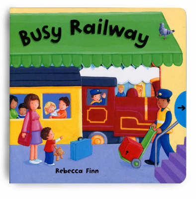 Busy Books: Busy Railway image
