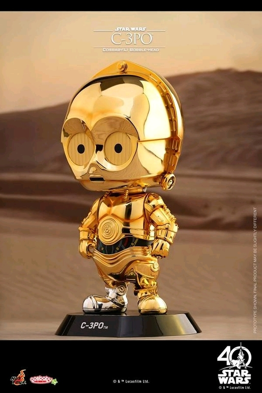 Star Wars: C-3PO (A New Hope) - Large Cosbaby