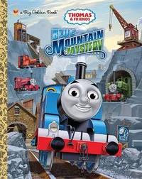 Thomas & Friends: Blue Mountain Mystery by W. Awdry