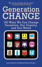 Generation Change by Melissa Bolton-Klinger