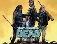 The Walking Dead 2018 Wall Calendar by Robert Kirkman