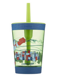 Contigo: Spill Proof Tumbler - Superhero (414ml)