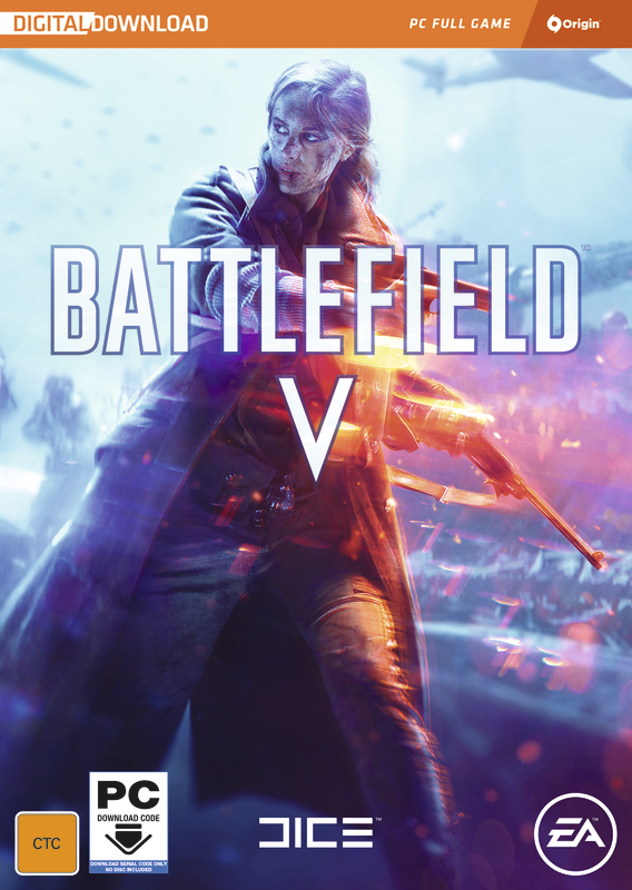 Battlefield V (code in box) for PC Games