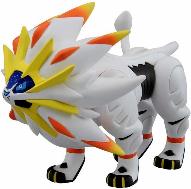 Pokemon: Moncolle: Solgaleo - PVC Figure