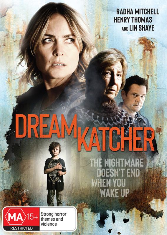 Dreamkatcher on DVD