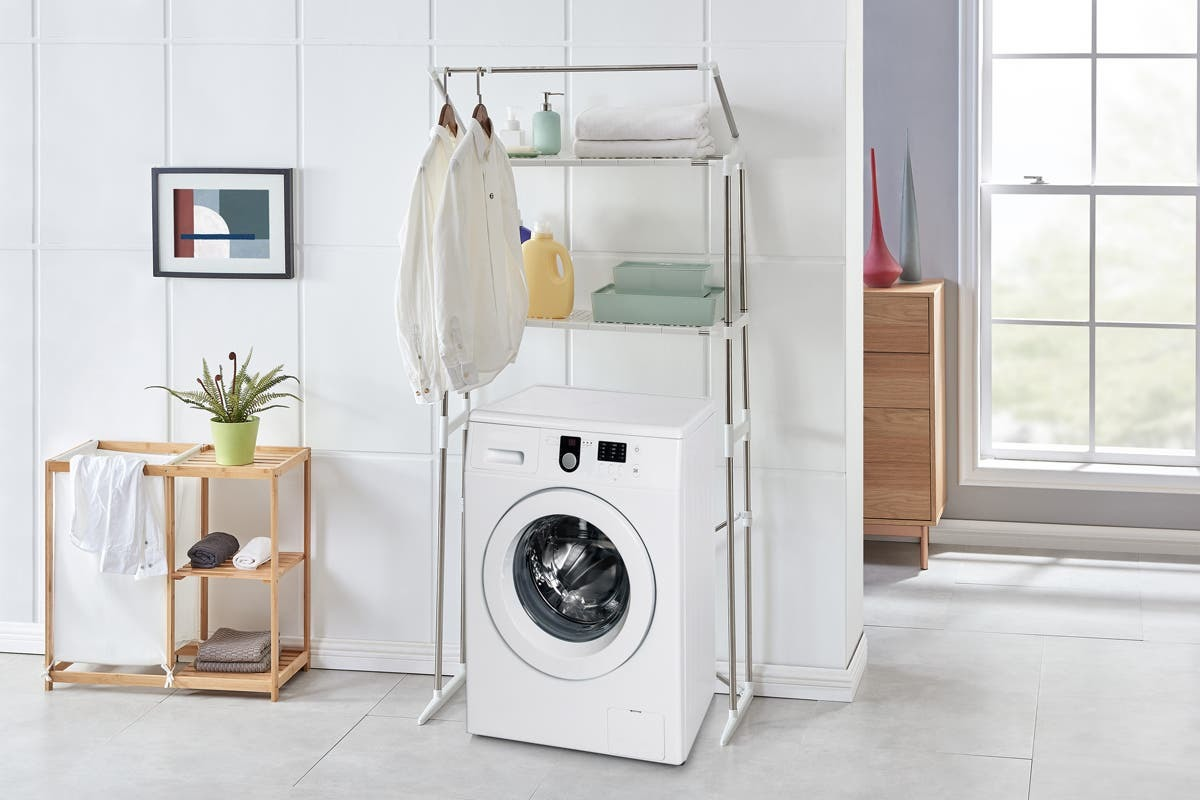 Ovela: Laundry Storage Rack image