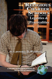 Religious Charter Schools by Lawrence D. Weinberg image