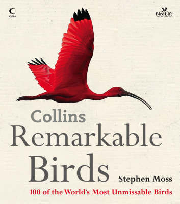 Remarkable Birds by Stephen Moss image