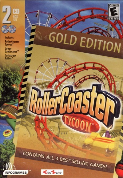 Rollercoaster Tycoon Gold Edition for PC Games