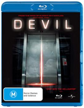Devil on Blu-ray