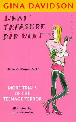 What Treasure Did Next by Gina Davidson