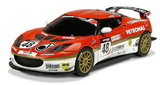 Scalextric DPR Lotus Evora #48 GT4 1/32 Slot Car (Red/White)