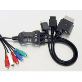 XCM Multi-Console Component Cable for Xbox 360
