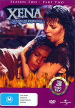 Xena - Warrior Princess: Season 2, Part 2 (3 Disc) on DVD