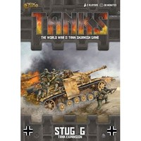 TANKS German Stug G Expansion