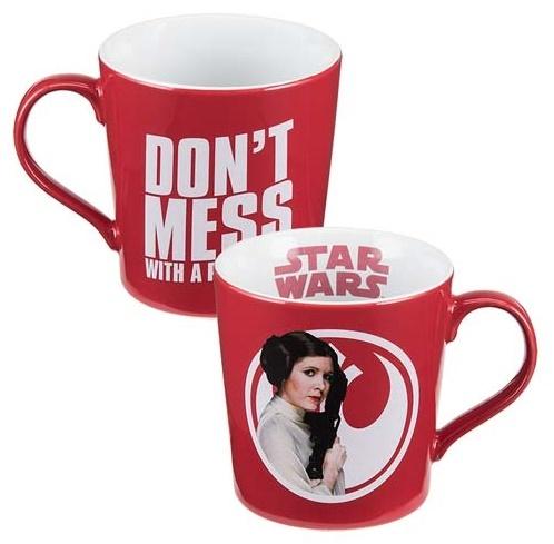 Star Wars Princess Leia - Ceramic Mug image