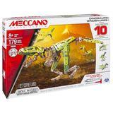 Meccano: Dinosaurs - 10 Model Set