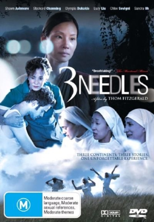 3 Needles on DVD