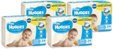 Huggies Ultra Dry Nappies Convenience Shipper: Infant Boy 4-8kg (96)