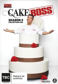 Cake Boss - Season 9: Collection 1 on DVD
