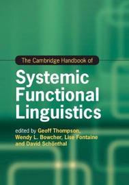 Cambridge Handbooks in Language and Linguistics by David Schoenthal