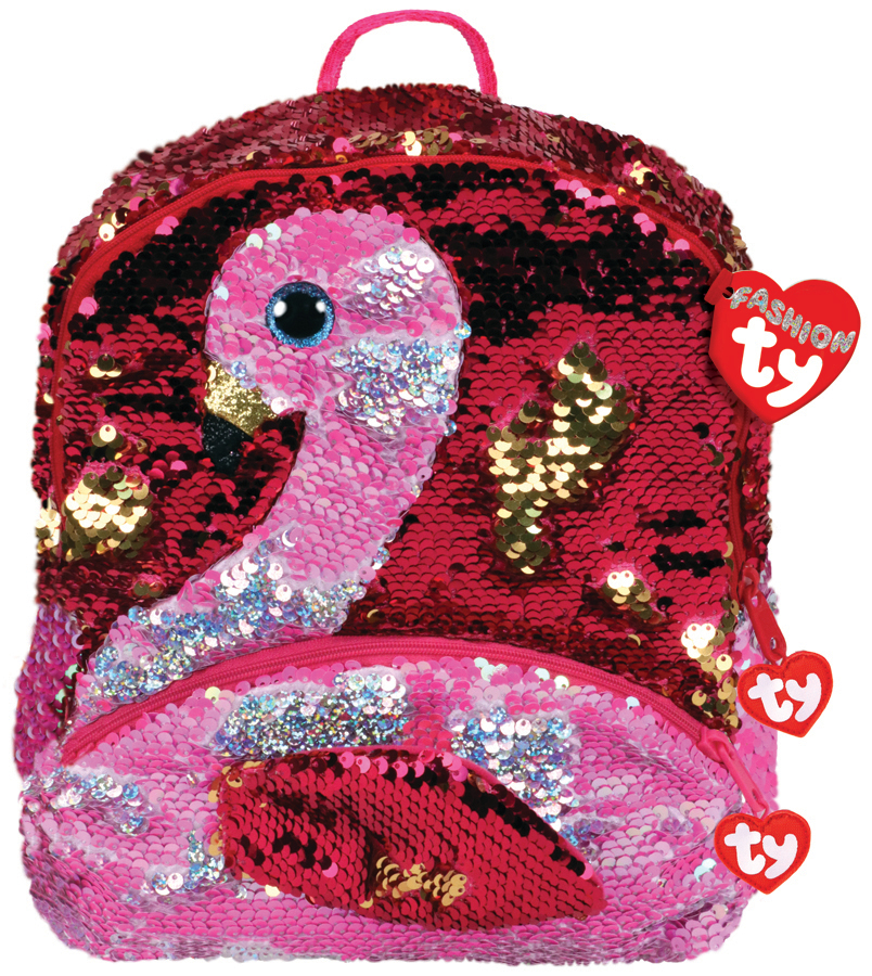 Ty Fashion: Sequin Backpack - Gilda Swan image