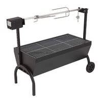 Charmate Charcoal Spit Roaster & BBQ Grill - Large image