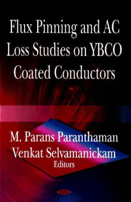 Flux Pinning & AC Loss Studies on YBCO Coated Conducters image