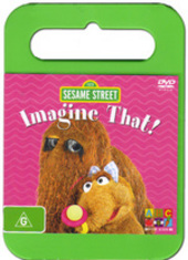 Sesame Street - Imagine That! on DVD