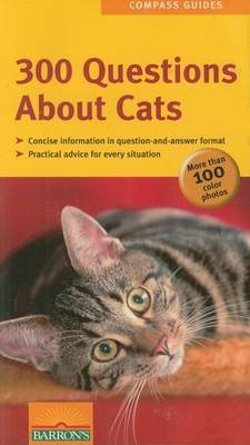 300 Questions About Cats by Gerd Ludwig image