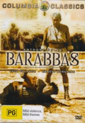 Barabbas on DVD