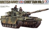 Tamiya British Chieftain Mk5 Tank 1/35 Model Kit