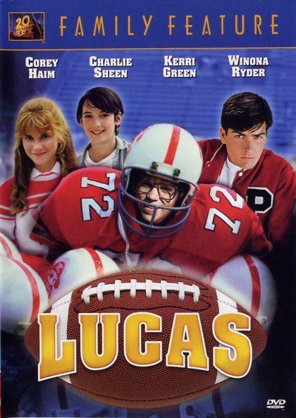 Lucas on DVD image
