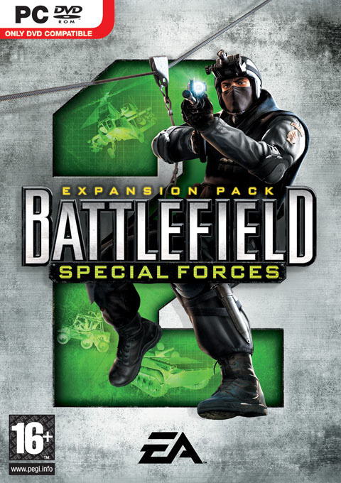 Battlefield 2: Special Forces (DVD-ROM) for PC