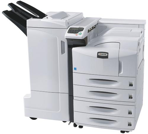 Kyocera FS9530DN 51PPM Laser Printer