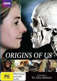 Origins of Us on DVD