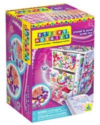 The Orb Factory: Sticky Mosaics - Journal & Jewel Jewelry Box