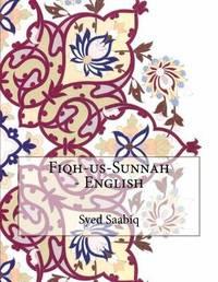 Fiqh-Us-Sunnah - English by Syed Saabiq image