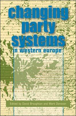 The Changing Party Systems in Western Europe image