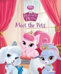 Disney Palace Pets Meet the Pets