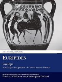 Euripides: Cyclops and Major Fragments of Greek Satyric Drama image
