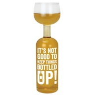 BigMouth Inc: Bottled Up - Wine Bottle Glass