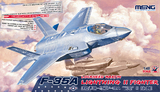 Meng: 1/48 F-35A Lightning II Fighter Aircraft Model Kit